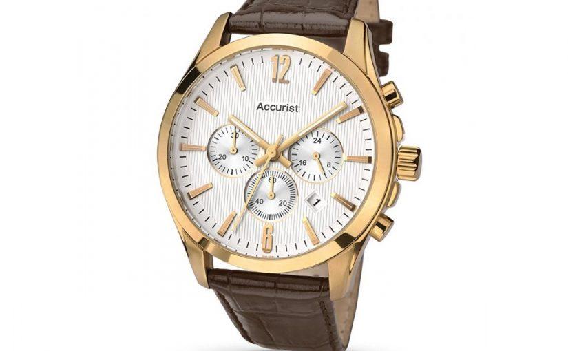 Accurist zegarki, czyli brytyjski styl i jakość
